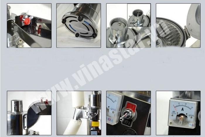 Máy xay bột mịn DF20 công suất 15kg 1h2
