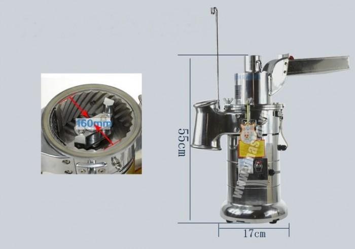 Máy xay bột mịn DF20 công suất 15kg 1h1