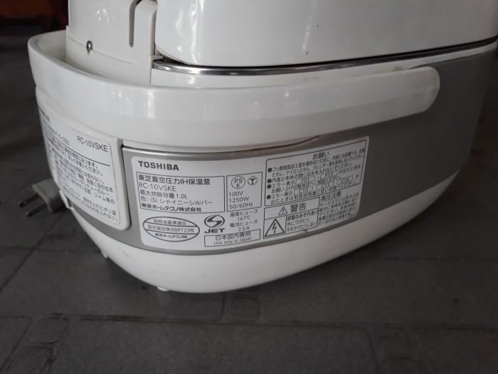 Nồi cơm 1 lit Toshiba vip1