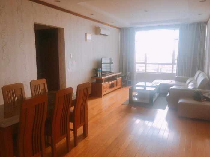 Cho thuê căn hộ Hoàng Anh Gold House, 2 Phòng Ngủ, Full Nội Thất giá 10triệu/tháng