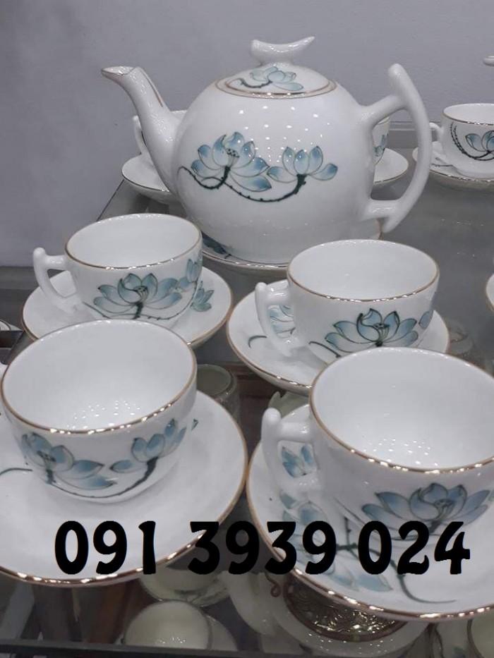 In ấm trà tặng tết, cung cấp bộ tách trà in ấn logo theo yêu cầu làm quà tặng giá rẻ