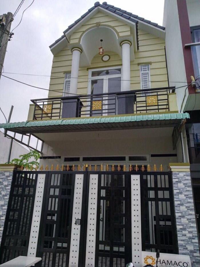 Bán Nhà Lầu Đúc Mới Xây Số 20 Đường Số 08 Kdc Hồng Phát (Mekongland), Phường An Bình,