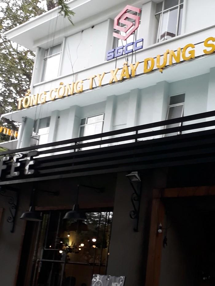 Cho thuê nguyên căn góc 2 MT 104 Nguyễn Du & Nam Kỳ Khởi Nghĩa Quận 1. DTSD 1.080m2.