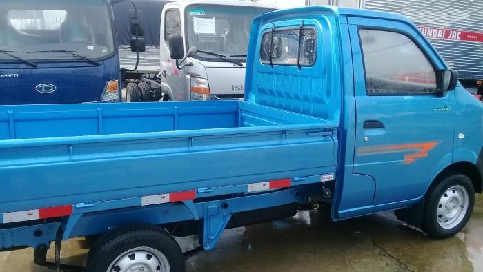 Dongben thùng lửng 870Kg, Xe tải Dongben 870Kg 4