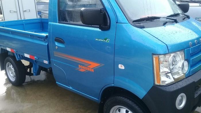 Dongben thùng lửng 870Kg, Xe tải Dongben 870Kg 3