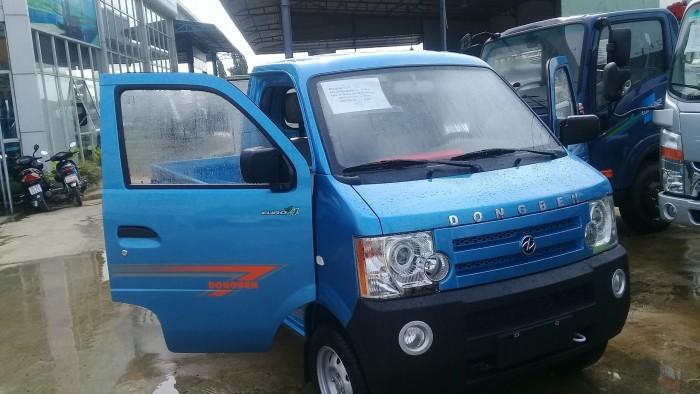 Dongben thùng lửng 870Kg, Xe tải Dongben 870Kg 2
