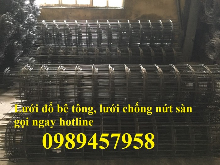 Lưới thép hàn chập phi 4 ô 50x50, 50x100, 100x100, 50x200, 150x150, 200x200 giá rẻ tại Hà Nội1