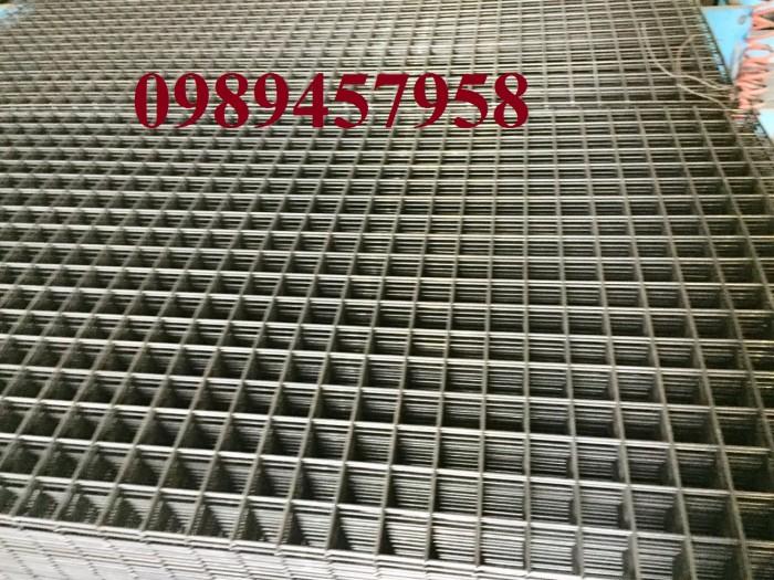 Lưới thép hàn chập phi 4 ô 50x50, 50x100, 100x100, 50x200, 150x150, 200x200 giá rẻ tại Hà Nội