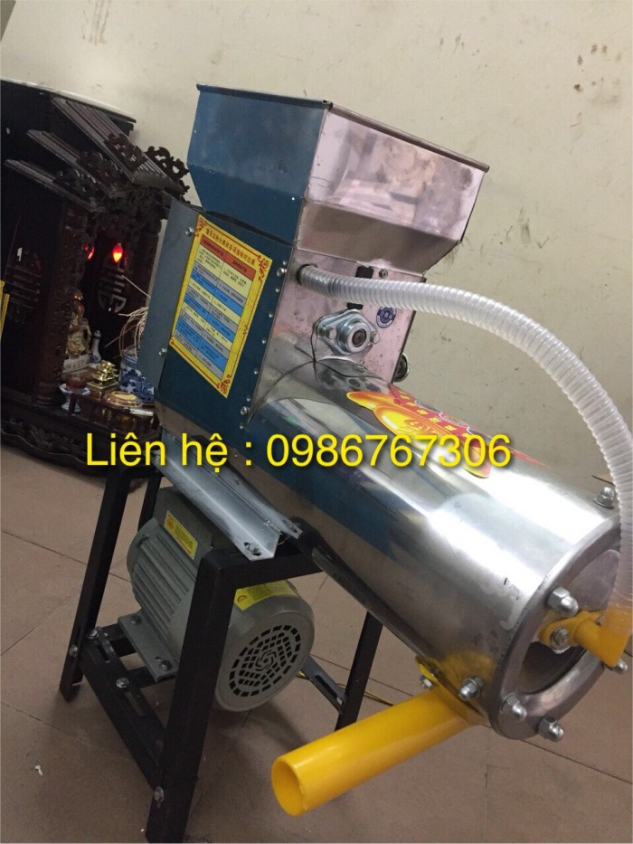 Máy sản xuất tinh bột nghệ, máy xay nghiền vắt liên hoàn gừng, nghệ giá rẻ0