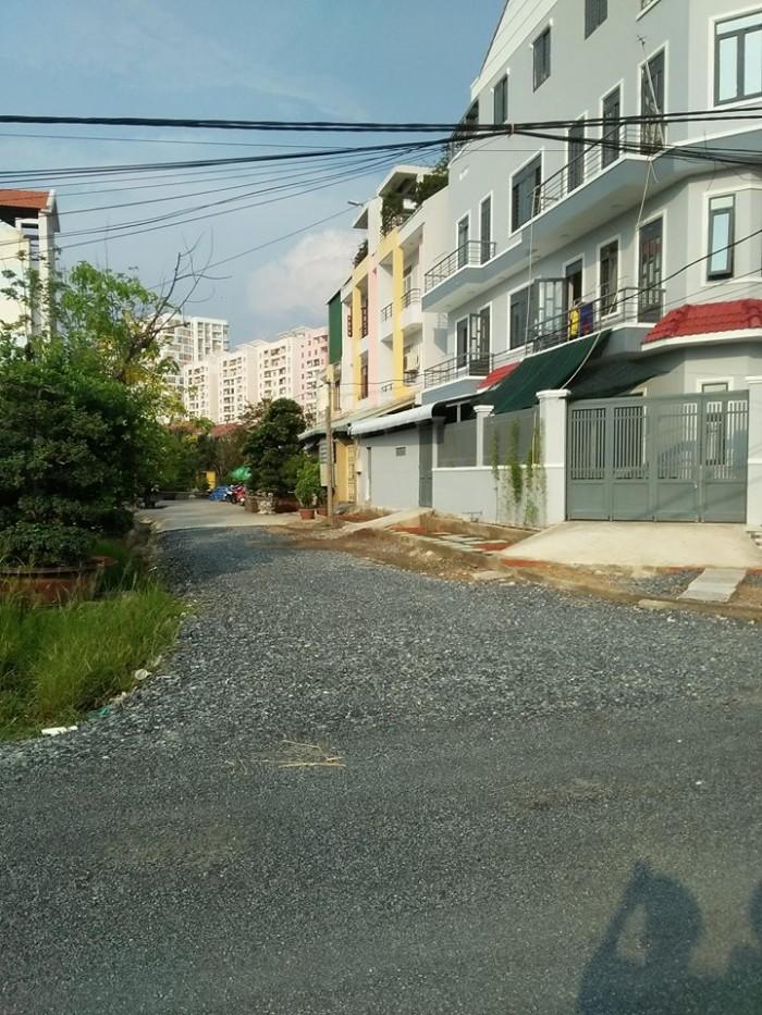 Bán đất nền KDC 13A Hồng Quang, DT 100m2. Lô vị trí đẹp, hướng Đông Nam