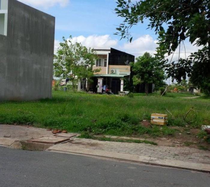Bán đất gần chợ giá rẻ,nằm trên đường đinh đức thiện,dt 85m2