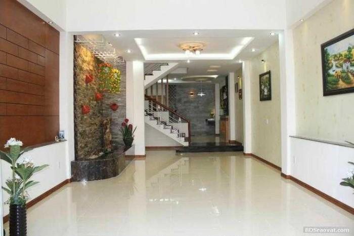 Căn hộ dịch vụ cao cấp Nguyễn Trãi, 9 phòng, 5 tầng.