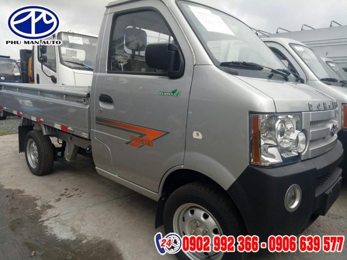 Xe tải dongben 870kg, có xe sẵn nhận ngay