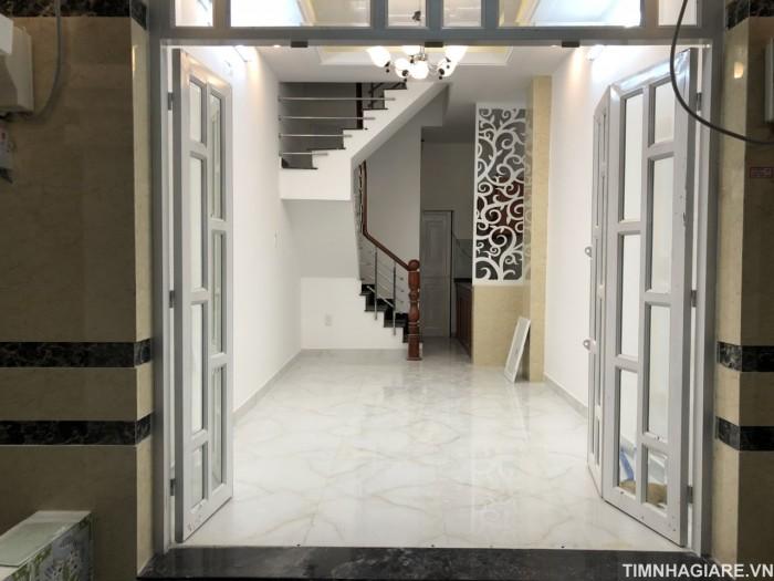 Bán nhà hẻm 2266 Huỳnh Tấn Phát, Nhà Bè, 2 lầu 3PN, DTSD 72m2. Giá tốt cho đầu tư