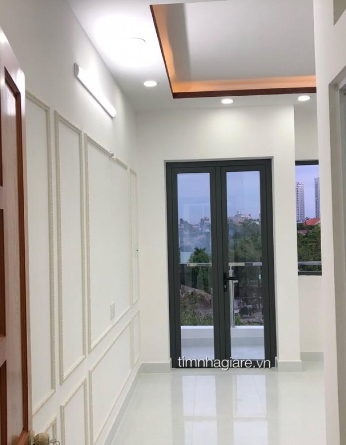 Bán nhà hẻm 67 Đào Tông Nguyên, KDC Sài Gòn Mới, KP7, Nhà Bè, TP. Hồ Chí Minh. DT 50m2, 2 lầu sân thượng
