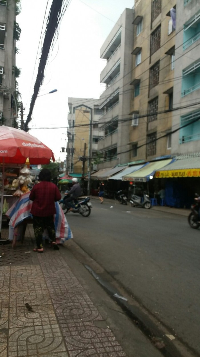 Bán Căn hộ trệt MT HUỲNH VĂN CHÍNH, Phú Trung, Tân Phú, TPHCM.