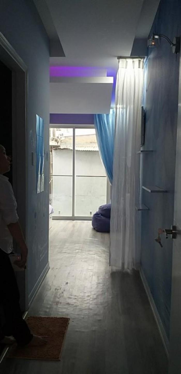BÁN NHÀ full nội thất đường Bùi Minh Trực , P6 , Q8 , TPHCM