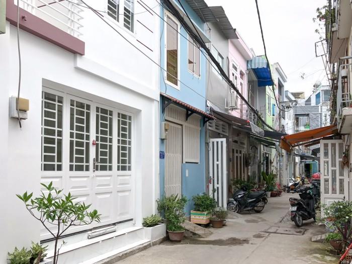 Cần Bán Nhà Hẻm 137 Phan Anh ( 3,8x8,4m ) Nhà 1 Lầu Mới