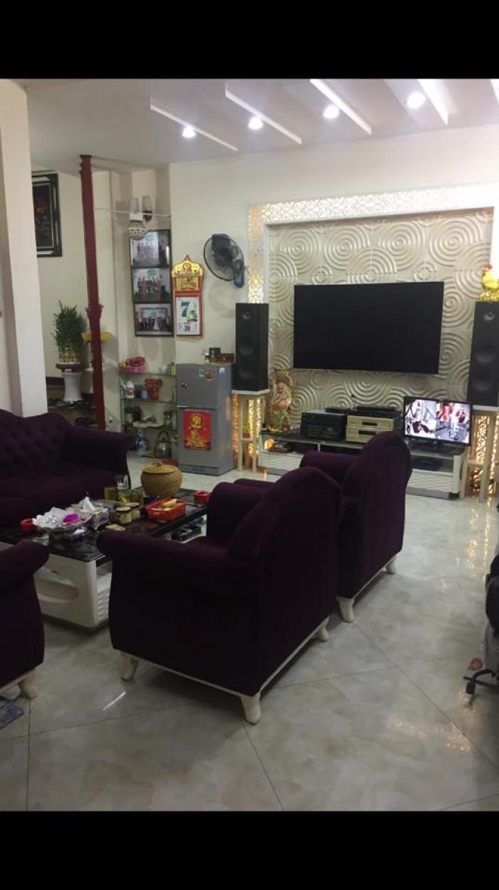 Bán nhà phố Nguyễn Trãi DT 57m, 4 Tầng