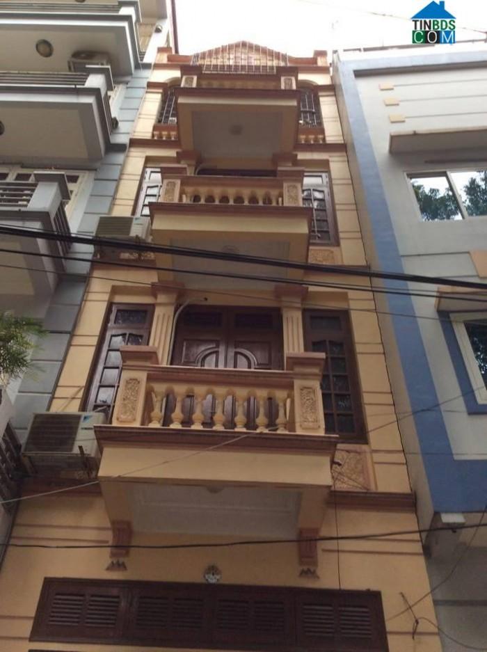 Nhà đẹp 5 tầng ngõ phố Lò Đúc ô tô đỗ cửa , kinh doanh đỉnh 34m2