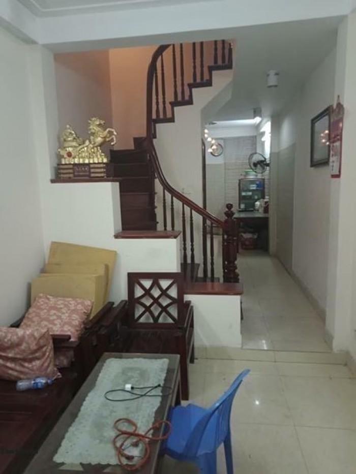 Bán nhà riêng ở Hồ Ba Mẫu, 36 m2, 5 tầng