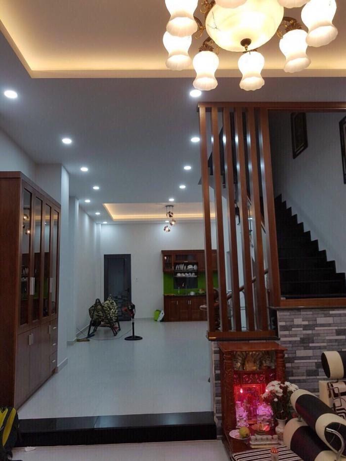 Gấp Gấp Nhà hẻm 6m thông Nguyễn Quý Anh,5x10M, 2 Lầu