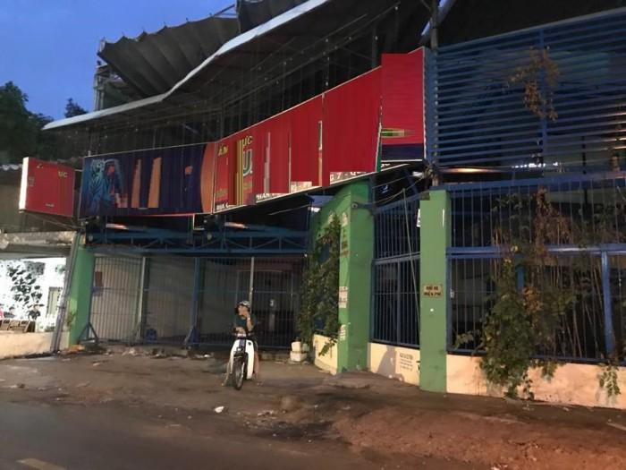 Cho thuê MB lớn Phan Văn Trị, p7, GV, khu đông dân