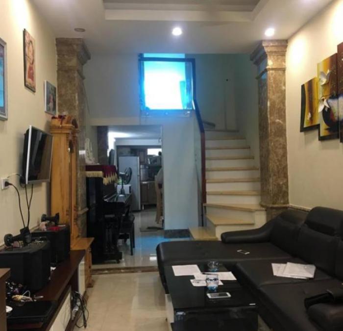 Bán nhà riêng mới – về ở ngay – gần Liễu Giai,  Ba Đình. 36m2 x 5 tầng x 5PN