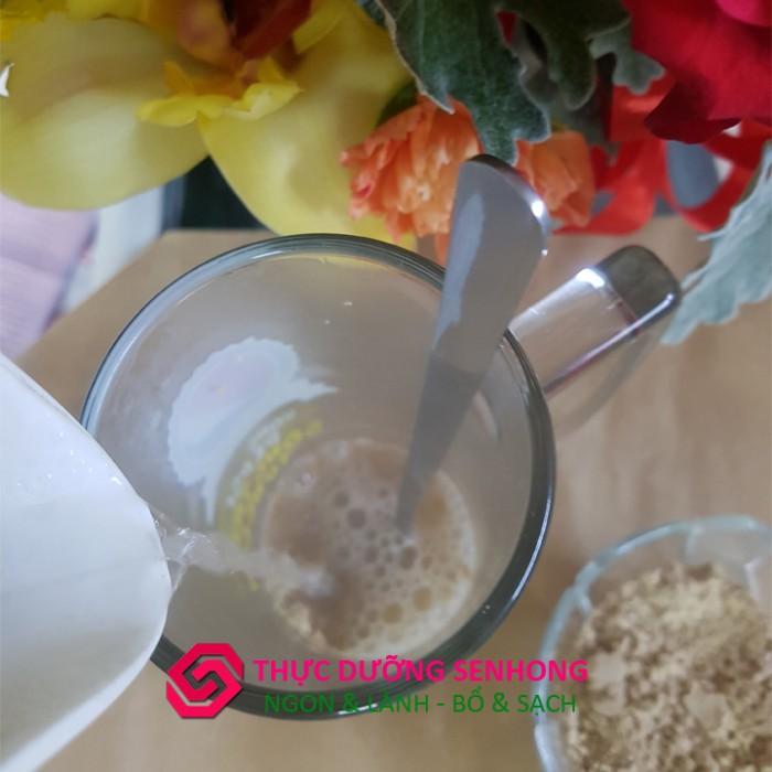 Bột ngũ cốc thảo mộc Kokkoh (1Kg) Thực dưỡng Sen Hồng2