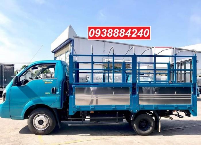Khuyến mãi 50% trước bạ xe tải Kia New Frontier K250 tại Thaco Tiền Giang Bến Tre Long An