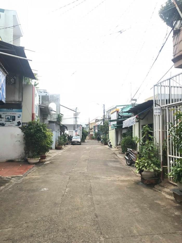Nhà 2 mê hẻm Nguyễn Tất Thành ngay trung tâm TP