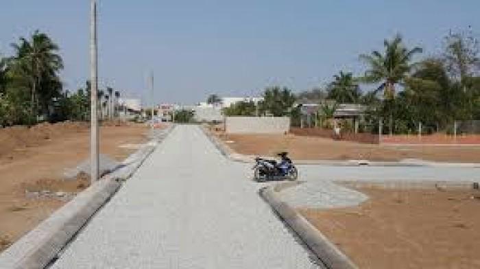 Phân lô 18 nền KDC ngã tư Quán Chuối, Bùi Thanh Khiết,