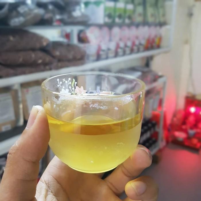 Trà bancha Shan Tuyết, lá trà già lâu năm1