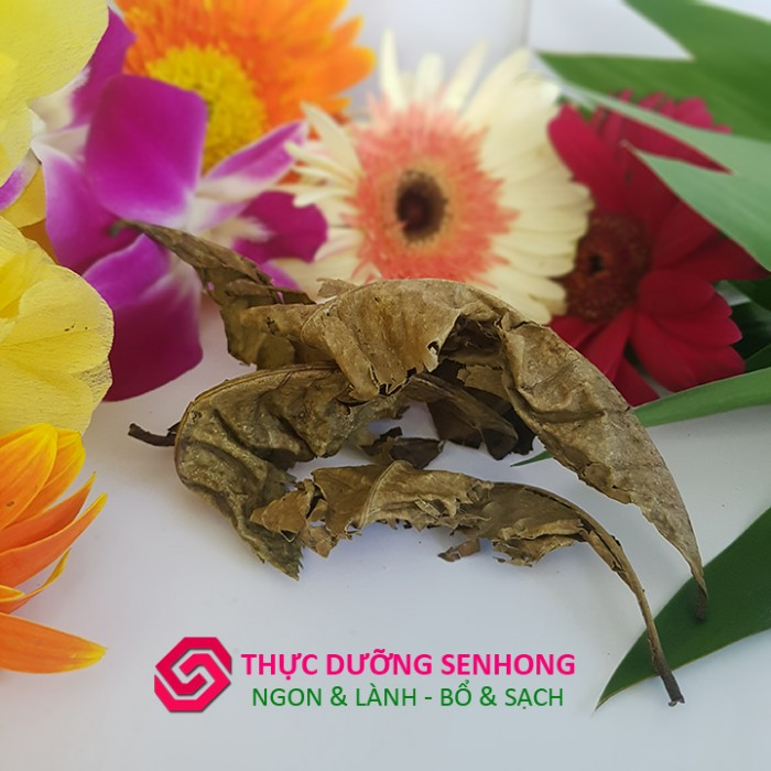 Trà bancha Shan Tuyết, lá trà già lâu năm2
