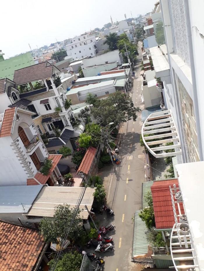 Bán Khách Sạn Nguyễn Ảnh Thủ, 200m2, 7 tầng, Quận 12