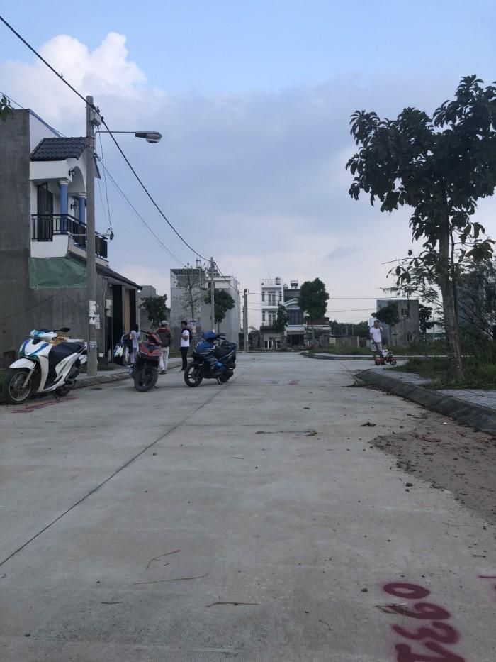 Cần bán lô đất 60 m2 đảo kim cương đường long thuận quận 9