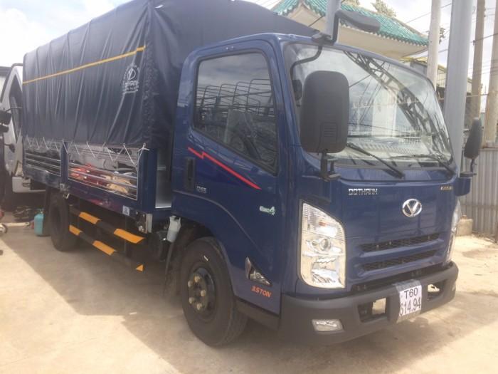 Xe tải 3T5-2T2-1T9 IZ65 Đô Thành Máy ISUZU 4