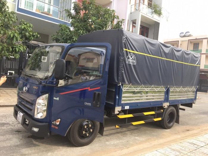 Xe tải 3T5-2T2-1T9 IZ65 Đô Thành Máy ISUZU 7