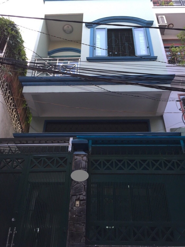 Bán nhà HXH đường Phạm Văn Hai, DT 4.4m x 12.5m, NH 8.75m