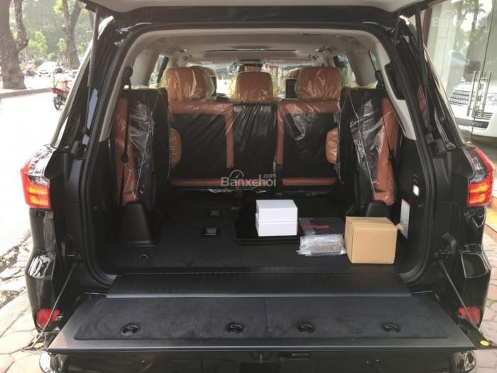 Bán xe Lexus LX 570S SuperSport năm sản xuất 2018, màu đen, nhập khẩu nguyên chiếc
