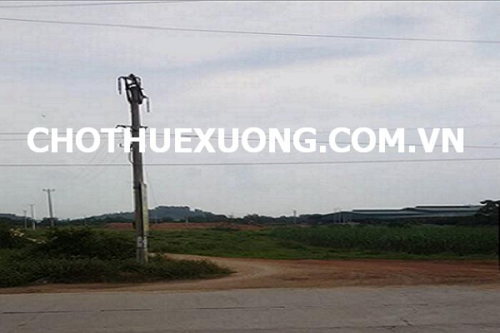 Bán gấp đất công nghiệp 50 năm tại Bỉm Sơn Thanh Hóa DT 6950m2