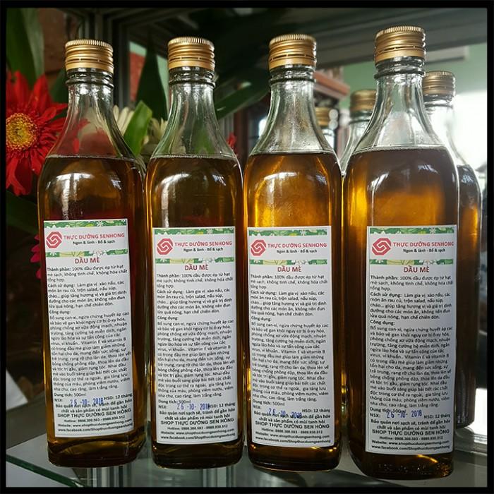 dầu mè nguyên chất4
