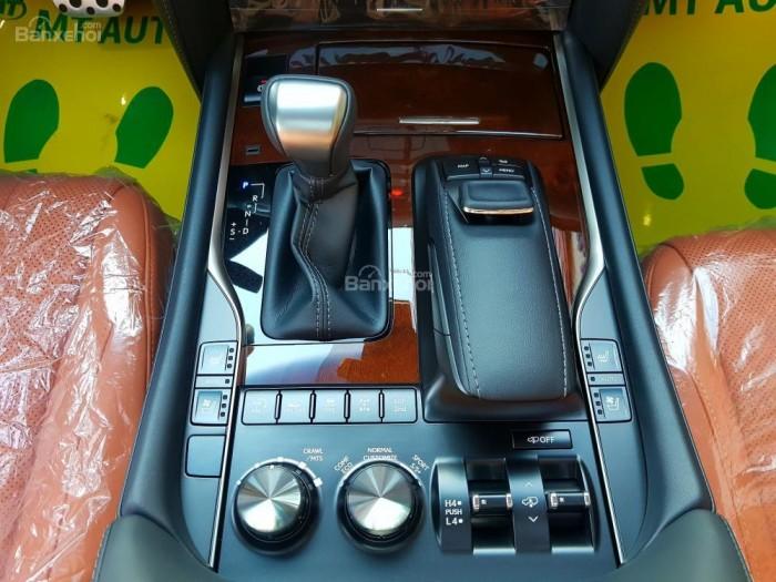 Bán xe Lexus LX 570S SuperSport đời 2018, màu vàng cát , nhập khẩu Trung Đông nguyên chiếc. 16