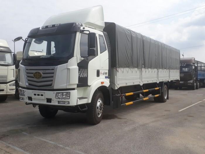 Xe tải FAW thùng 10 mét - Xe FAW thùng siêu dài 10 mét - Động cơ 6 máy 4