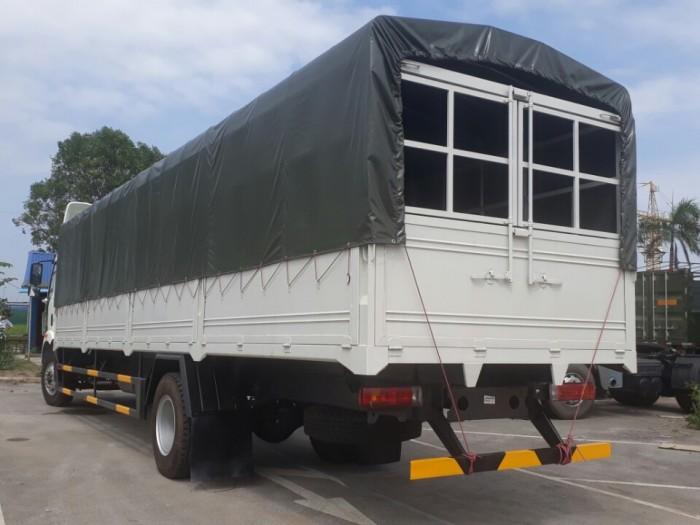 Xe tải FAW thùng 10 mét - Xe FAW thùng siêu dài 10 mét - Động cơ 6 máy 3