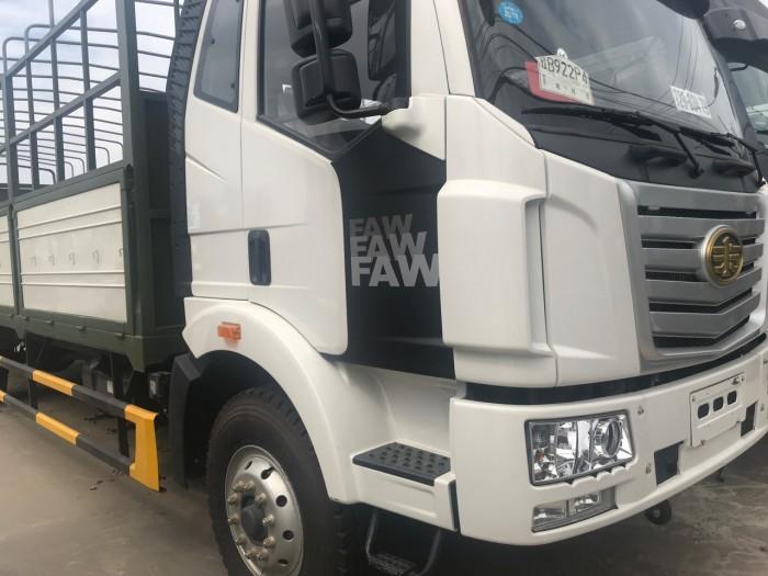 Xe tải FAW thùng 10 mét - Xe FAW thùng siêu dài 10 mét - Động cơ 6 máy