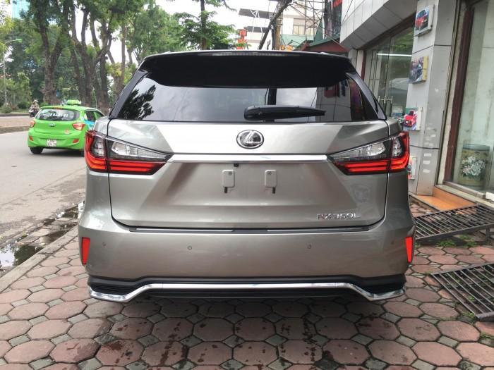 Cần bán Lexus RX 350L 07 chỗ đời 2018, màu xám (ghi), nhập khẩu nguyên chiếc Mỹ 29