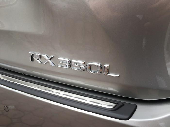 Cần bán Lexus RX 350L 07 chỗ đời 2018, màu xám (ghi), nhập khẩu nguyên chiếc Mỹ 28