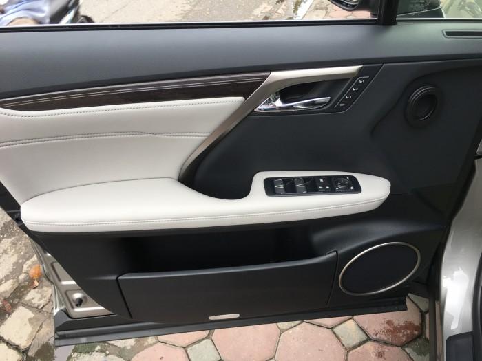 Cần bán Lexus RX 350L 07 chỗ đời 2018, màu xám (ghi), nhập khẩu nguyên chiếc Mỹ 23