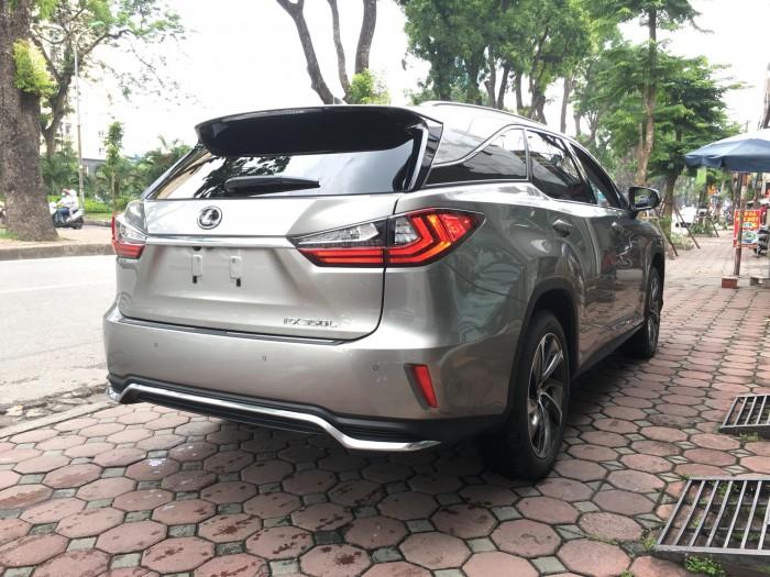 Cần bán Lexus RX 350L 07 chỗ đời 2018, màu xám (ghi), nhập khẩu nguyên chiếc Mỹ 16